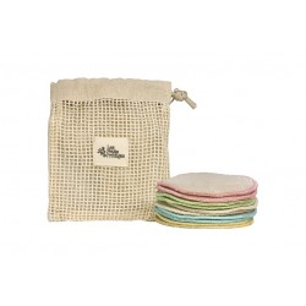 Coton lavables réutilisables